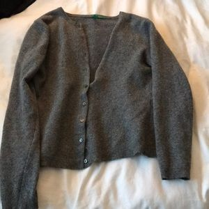 benetton cashmere sweater